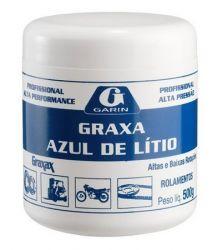 GRAXA AZUL P/ ROLAMENTOS POTE 500GR