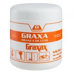 GRAXA BRANCA POTE 500GR