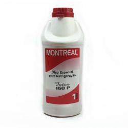 ÓLEO MONTREAL 160P C/ 1 LT MINERAL