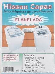 CAPA PARA LAVADORA 690X660MM