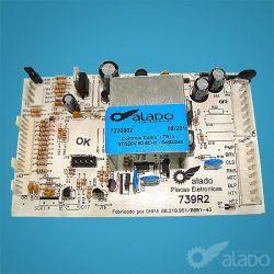 PLACA ELECTROLUX LTR10 127/220V ALADO