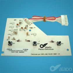 PLACA ELECTROLUX LTE12 - VERSÃO 2 ALADO